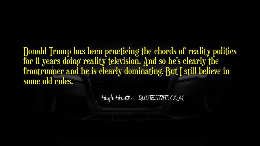 Hugh Hewitt Quotes #232334