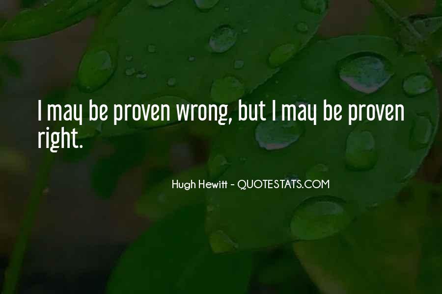 Hugh Hewitt Quotes #588441