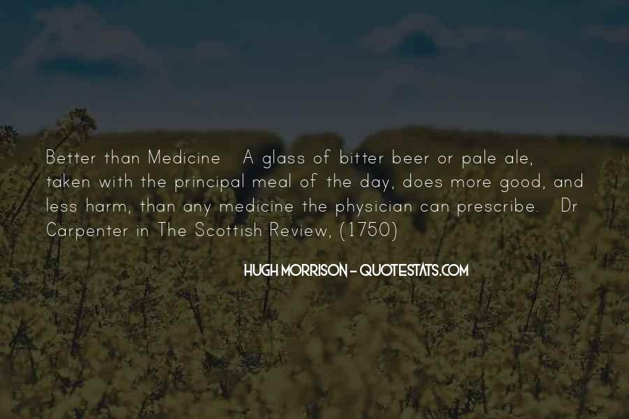 Hugh Morrison Quotes #1512320