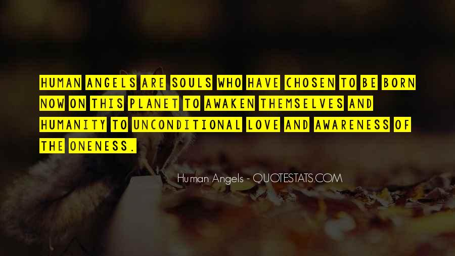Human Angels Quotes #275645