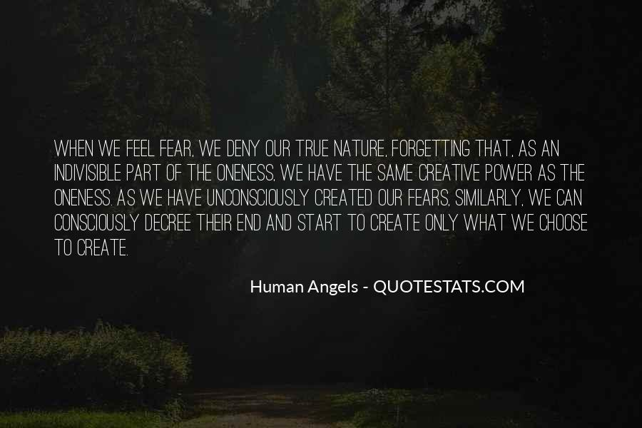 Human Angels Quotes #491646