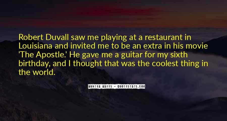 Hunter Hayes Quotes #1226604