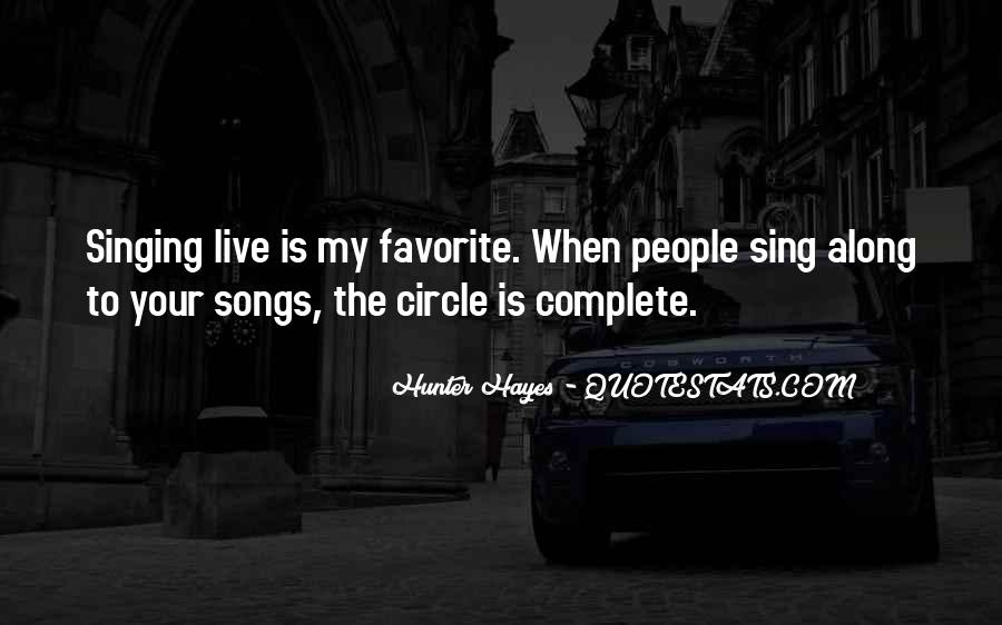 Hunter Hayes Quotes #1416389