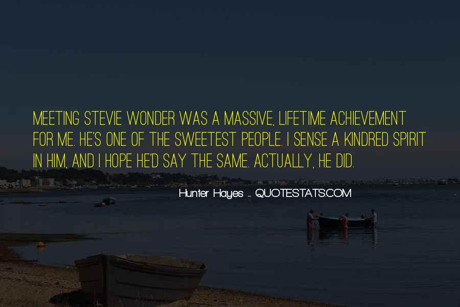 Hunter Hayes Quotes #1735796