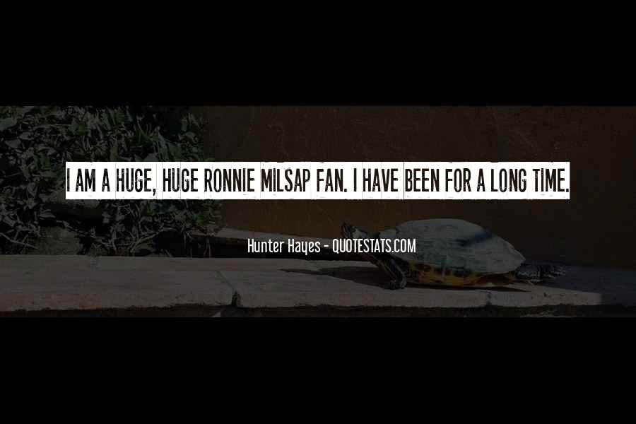 Hunter Hayes Quotes #1781847
