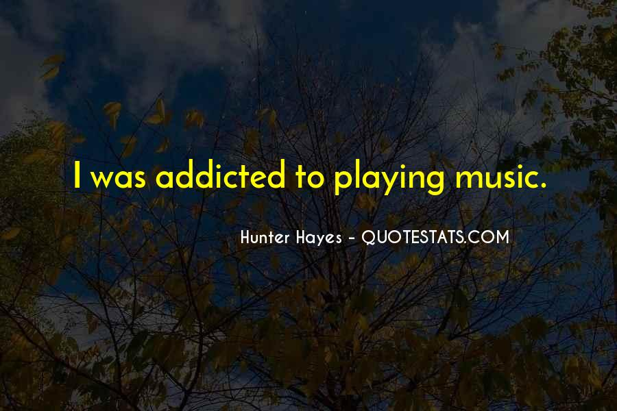 Hunter Hayes Quotes #336434
