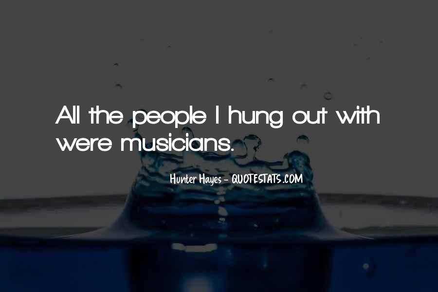 Hunter Hayes Quotes #384047