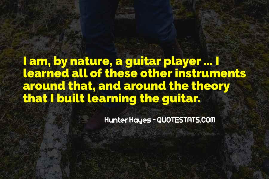 Hunter Hayes Quotes #405912