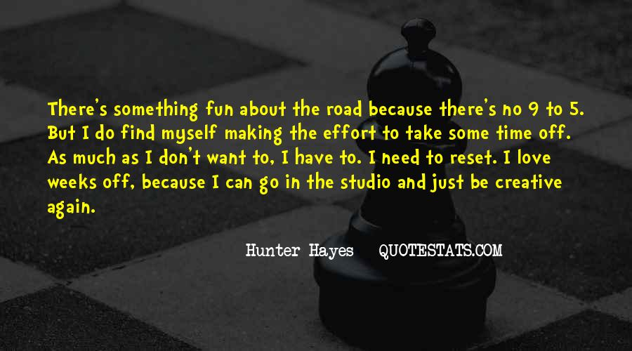 Hunter Hayes Quotes #449752