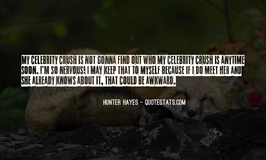 Hunter Hayes Quotes #551173
