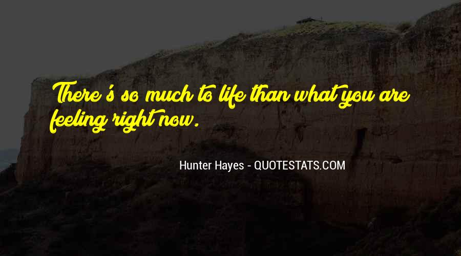 Hunter Hayes Quotes #586322