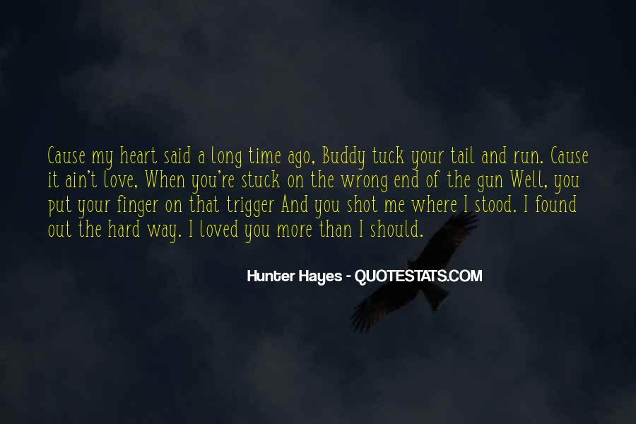 Hunter Hayes Quotes #740662