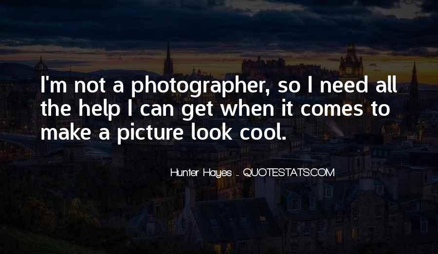 Hunter Hayes Quotes #777603