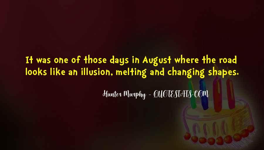 Hunter Murphy Quotes #1038625