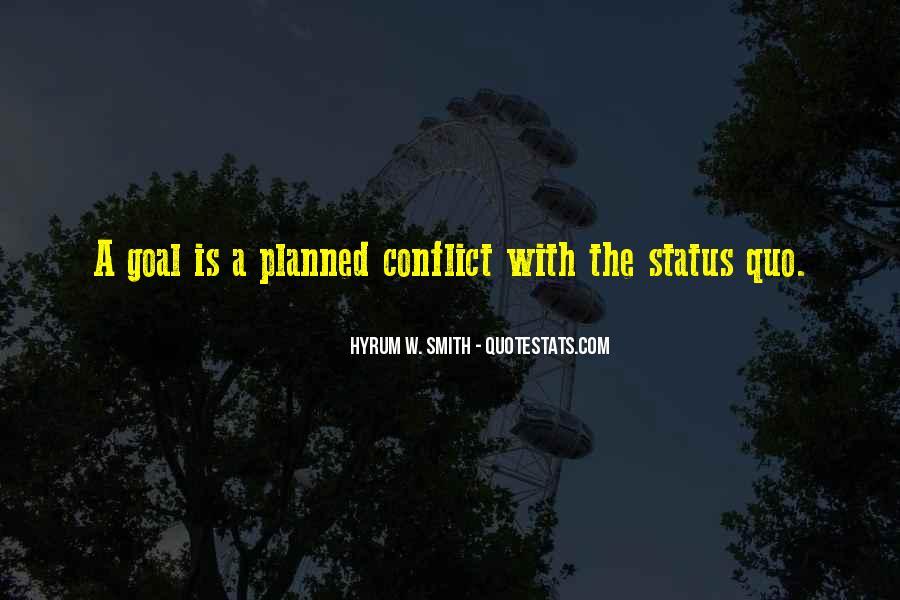 Hyrum W. Smith Quotes #1230138