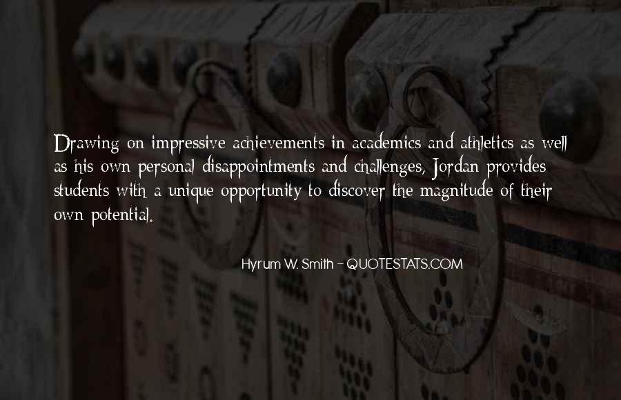 Hyrum W. Smith Quotes #382457