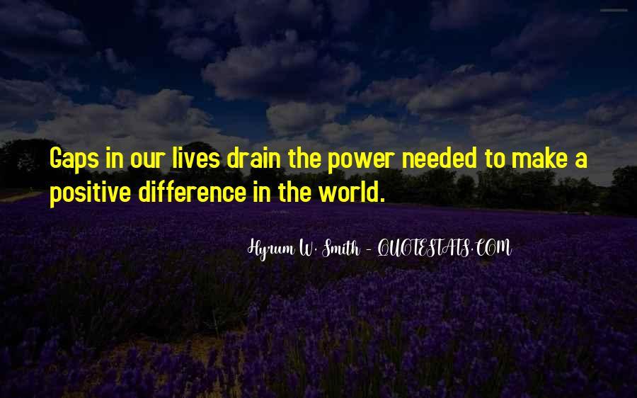 Hyrum W. Smith Quotes #614486