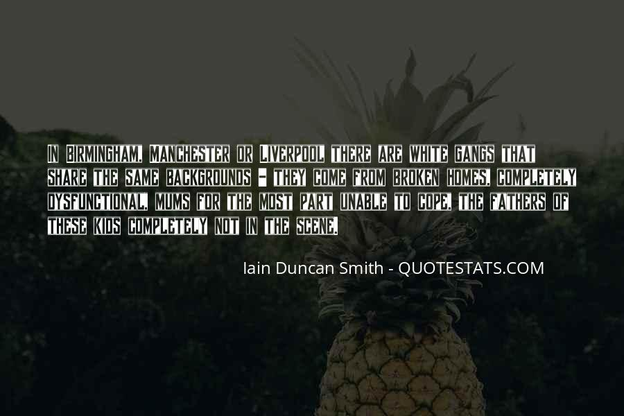 Iain Duncan Smith Quotes #1384793