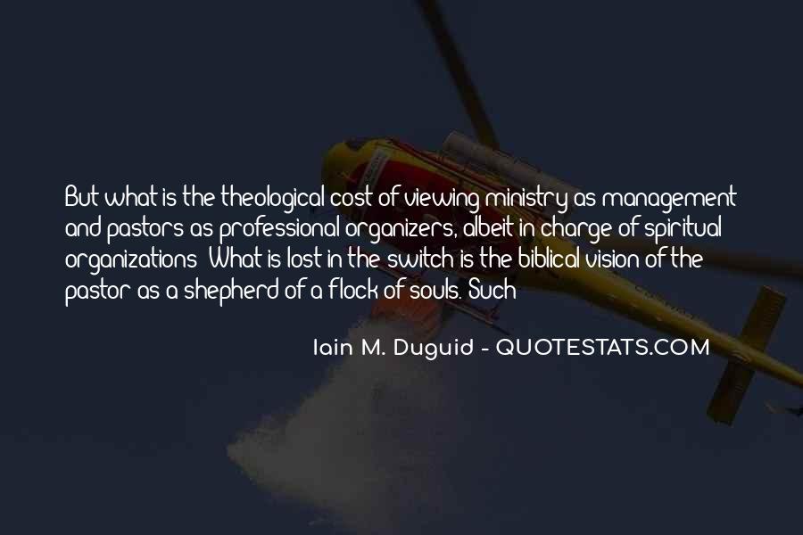 Iain M. Duguid Quotes #497002