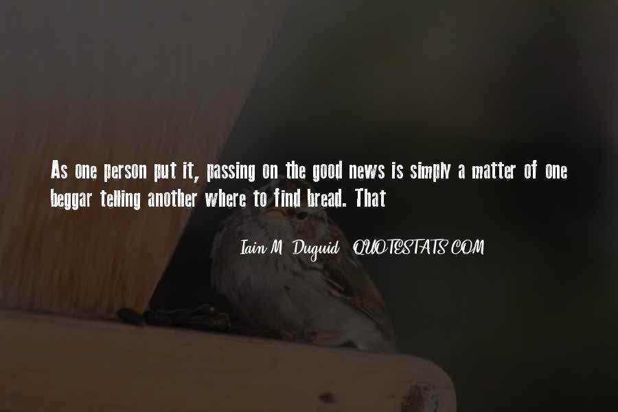 Iain M. Duguid Quotes #565028