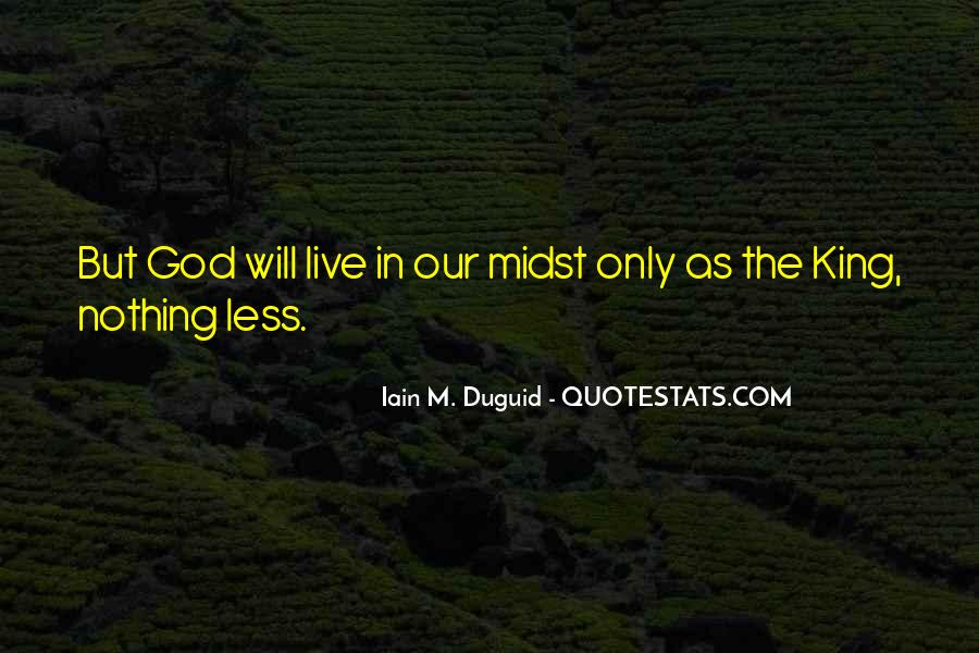 Iain M. Duguid Quotes #973741
