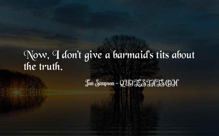 Ian Simpson Quotes #193723