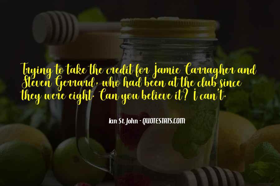 Ian St. John Quotes #346738