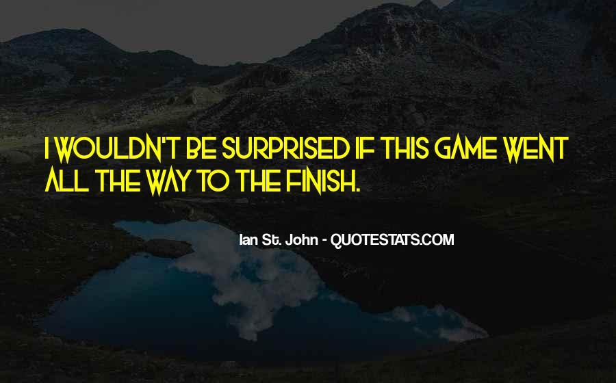 Ian St. John Quotes #618928