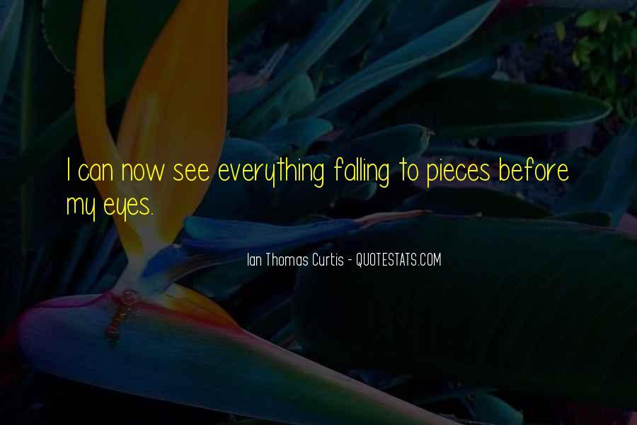 Ian Thomas Curtis Quotes #559471
