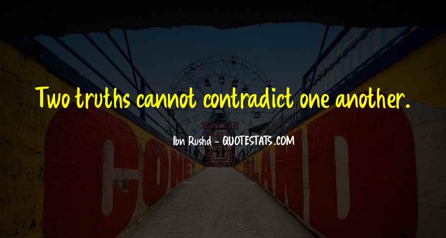 Ibn Rushd Quotes #373098