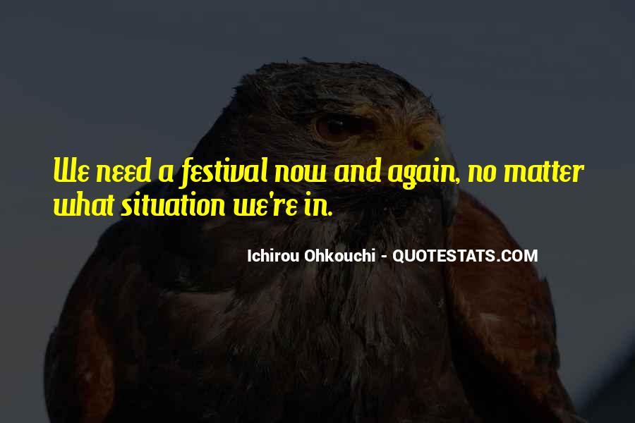Ichirou Ohkouchi Quotes #1659552