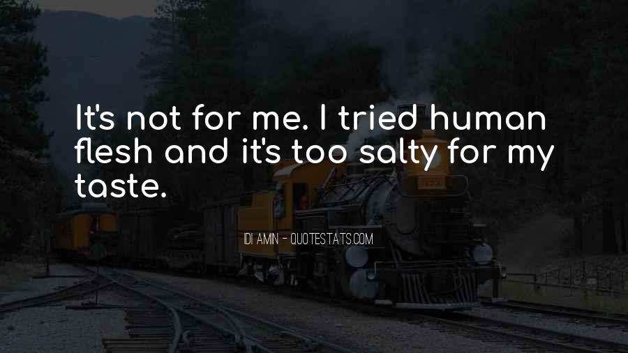 Idi Amin Quotes #1002176
