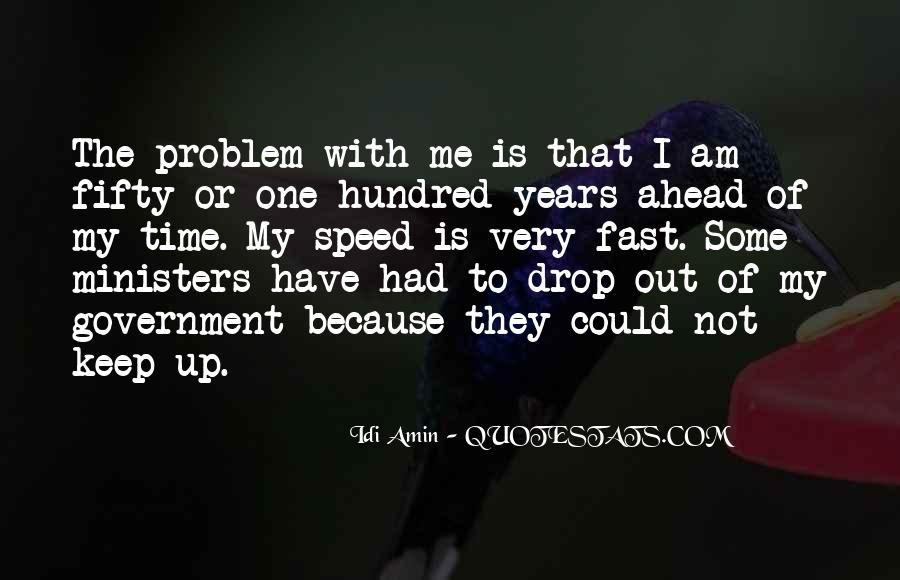 Idi Amin Quotes #140572