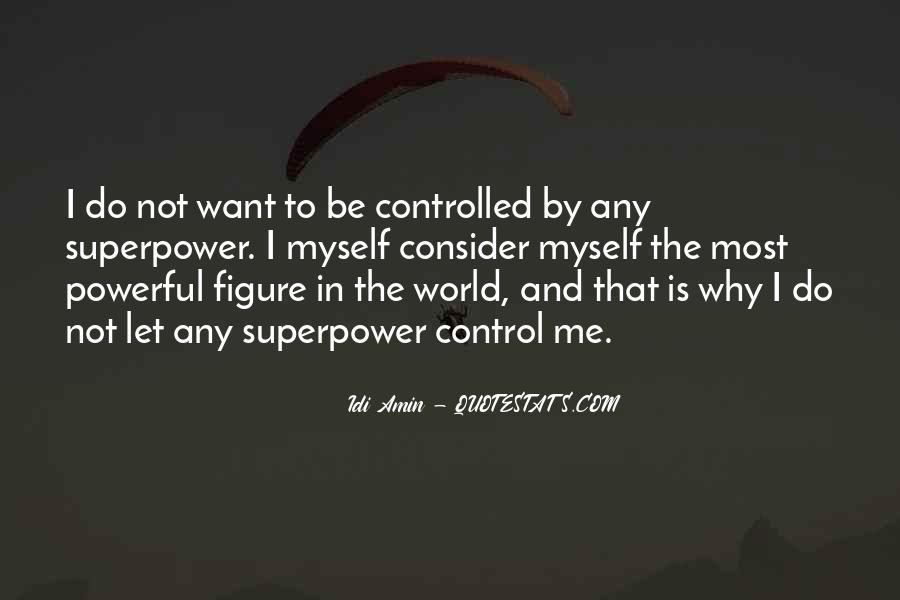 Idi Amin Quotes #1637902