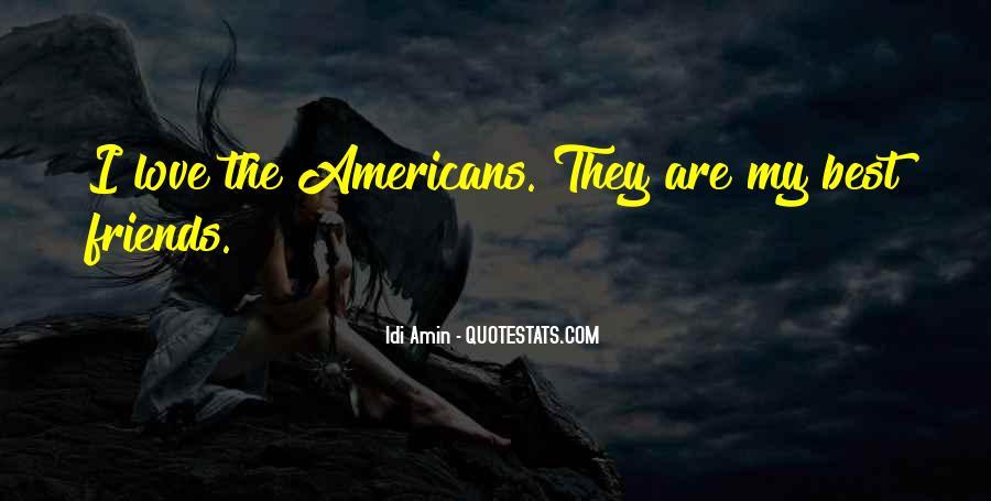 Idi Amin Quotes #665043