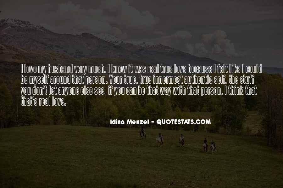 Idina Menzel Quotes #1240363