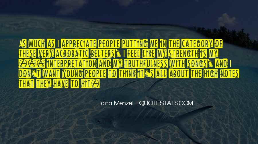 Idina Menzel Quotes #1328740