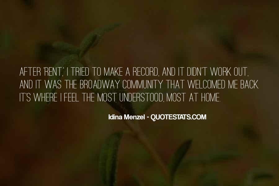 Idina Menzel Quotes #1349893