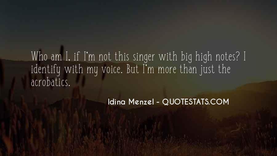 Idina Menzel Quotes #1364217