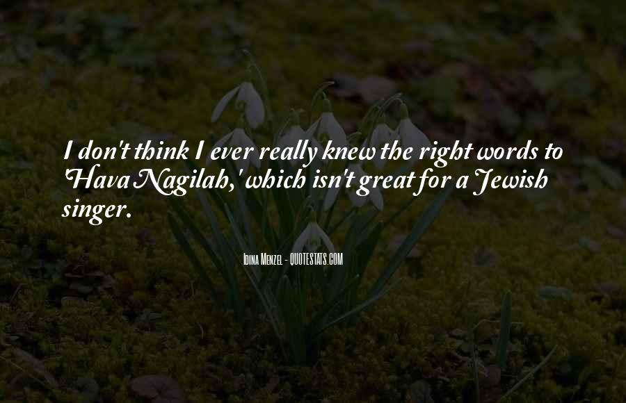 Idina Menzel Quotes #1434387