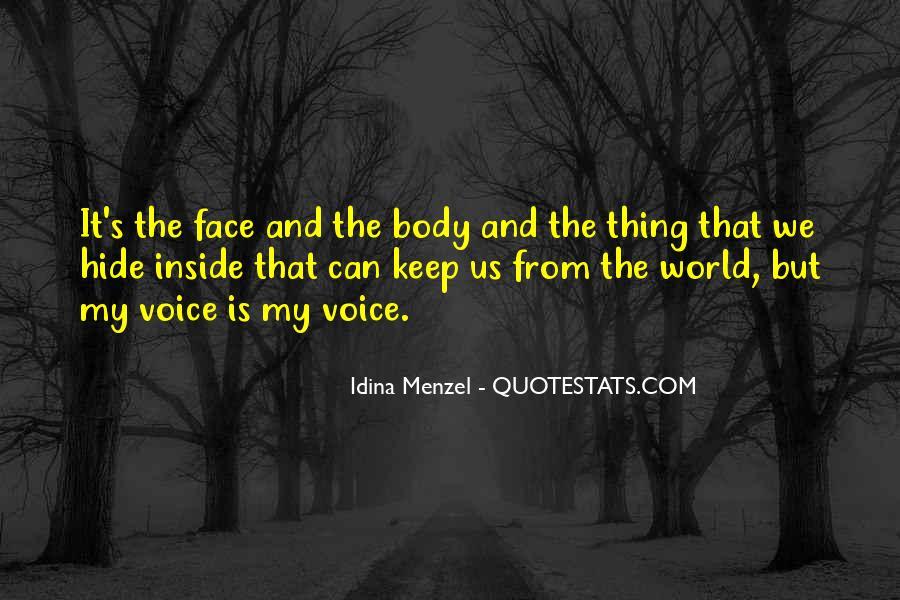 Idina Menzel Quotes #1640182