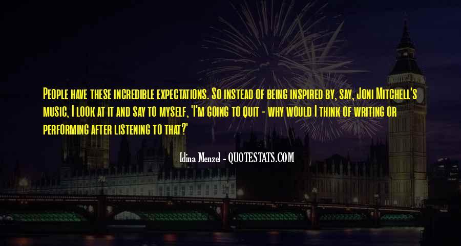 Idina Menzel Quotes #211506