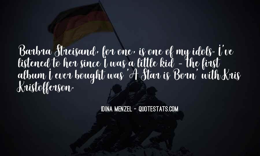 Idina Menzel Quotes #263417