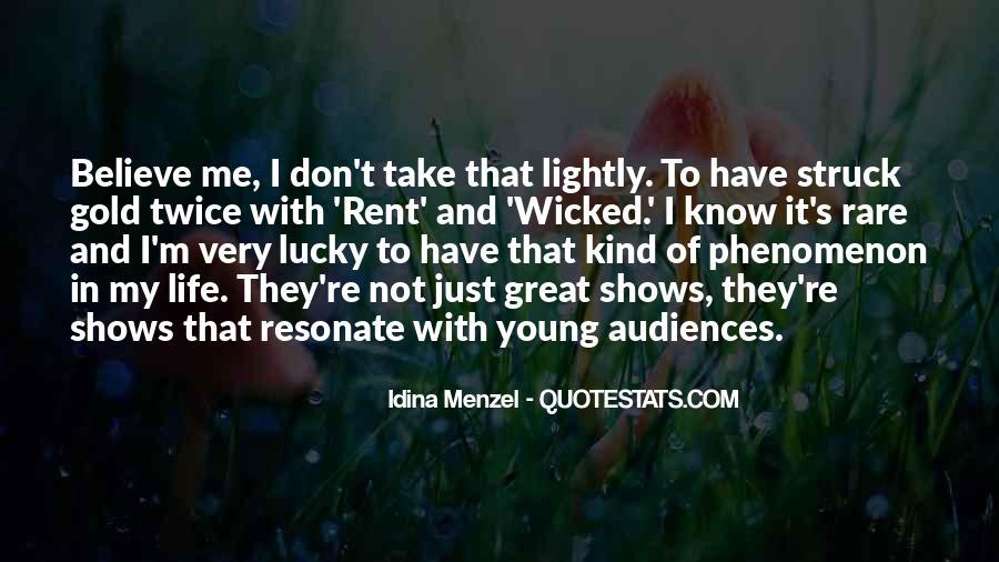 Idina Menzel Quotes #328707