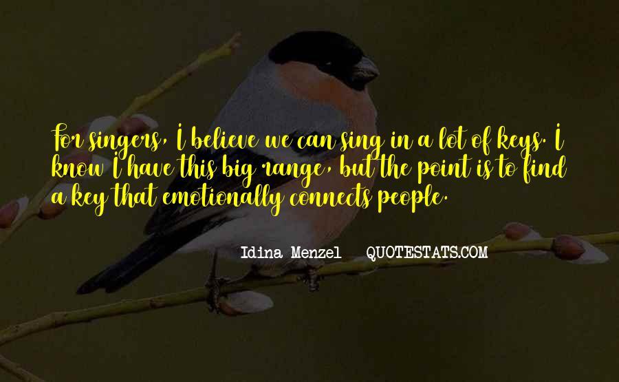 Idina Menzel Quotes #389808