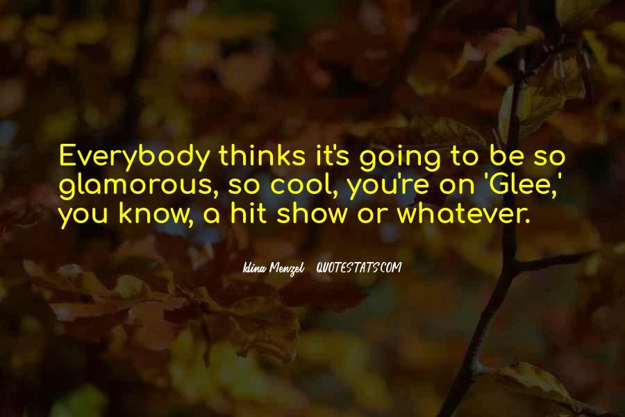 Idina Menzel Quotes #53464