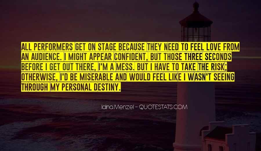 Idina Menzel Quotes #670366