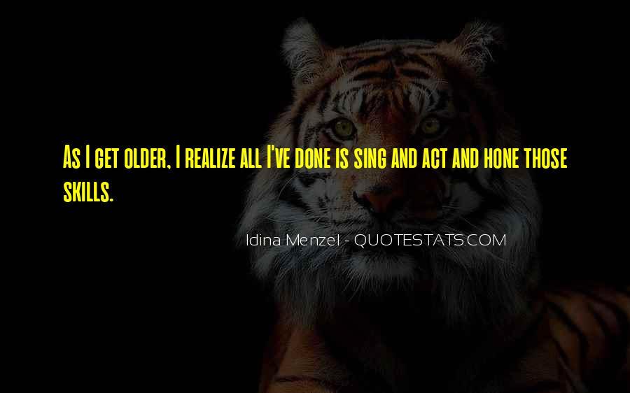 Idina Menzel Quotes #692210