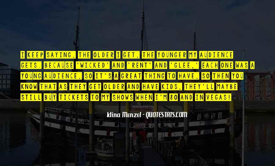 Idina Menzel Quotes #752578