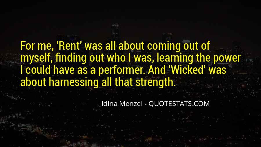Idina Menzel Quotes #813148